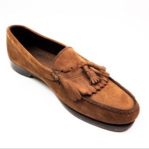 Dexter Leather Loafer With Tassel Brown